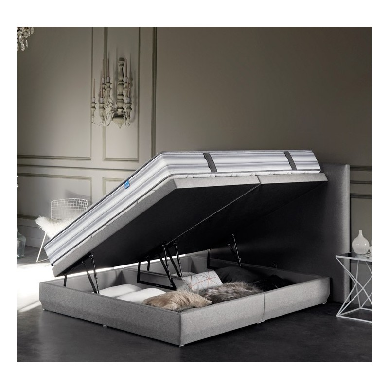 prix d un sommier prix d un sommier essenzia zen sommier electrique sommier sommier 160x200 cm. Black Bedroom Furniture Sets. Home Design Ideas