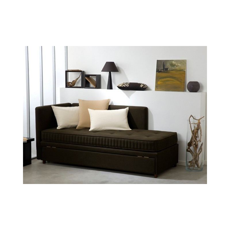 simmons matelas simmons kangourou capitonn d co. Black Bedroom Furniture Sets. Home Design Ideas