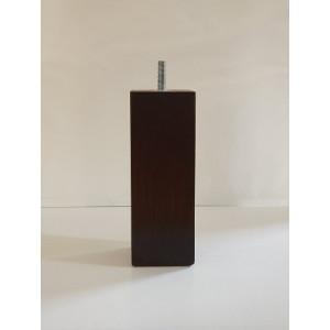 pieds carré 15cm largeur 55mm