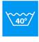 lavable 40°